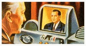 Skype 1943 style