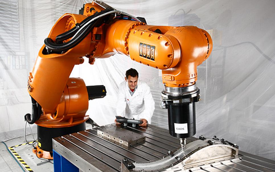 Industrial Robot Robotenomics