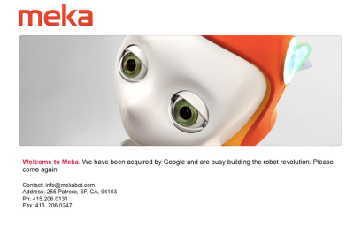 Meka website