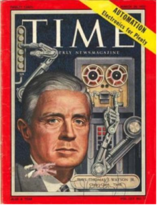Time magazine 1955