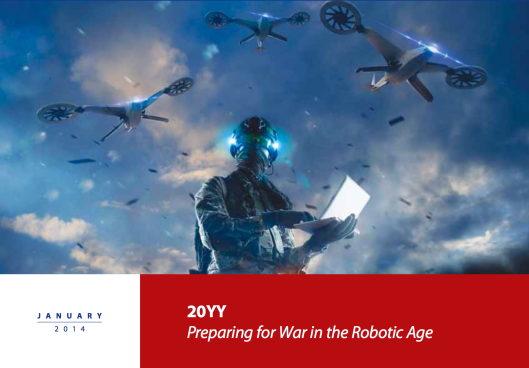 Preparing for War in a Robotic Age
